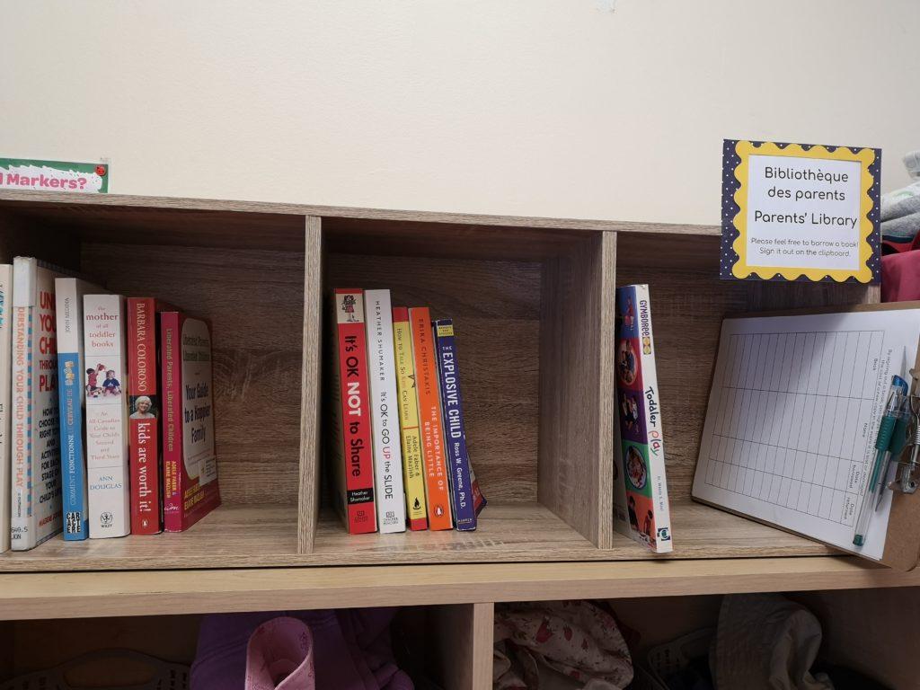 Sunnyside's Parent Library